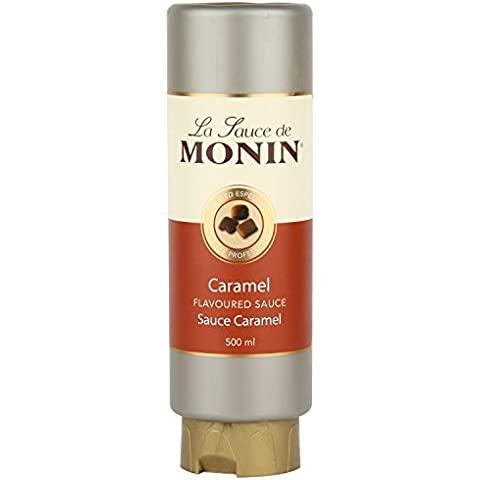 Monin Caramel salsa, 500 ml