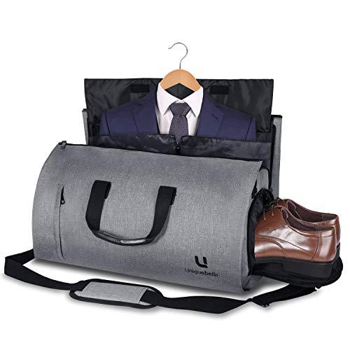 cbd5a9578 Bolsa Portatrajes Funda de Viaje para Traje Bolso Porta Trajes Ropa  Vestidos Carry-On Garment