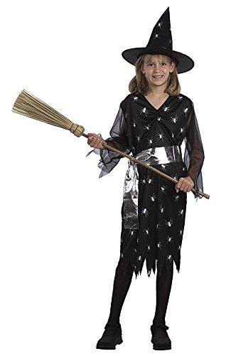 Kostüm Königin Hexe Größe von 6bis 8Jahren
