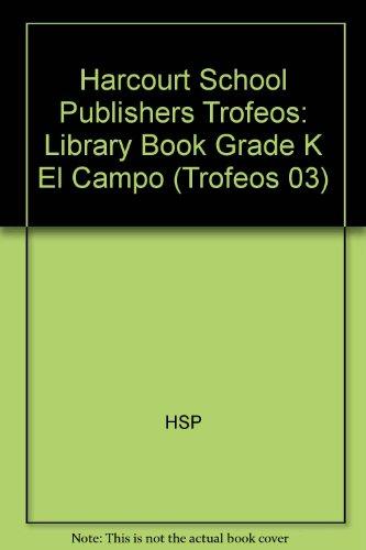 SPA-HARCOURT SCHOOL PUBLS TROF (Trofeos 03) por HSP