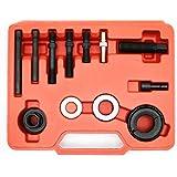 Kit de herramientas de reparación de embrague de compresor, extractor de embrague de CA para