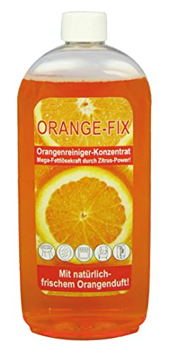 Orange Fix Reinigungs Konzentrat Reinigungsmittel | Orangenreiniger | 500ml -