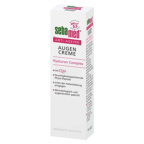 Vorteilspack Sebamed Anti-Ageing Augencreme 2 x 15ml