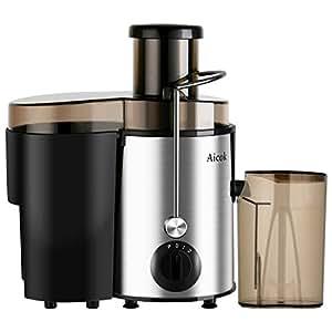 Aicok centrifuga spremiagrumi elettrica per frutti e for Cucinare juicer