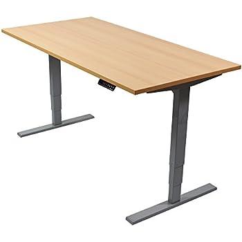elektrischer sitz steh tisch activa lift ii von steelcase b robedarf schreibwaren. Black Bedroom Furniture Sets. Home Design Ideas