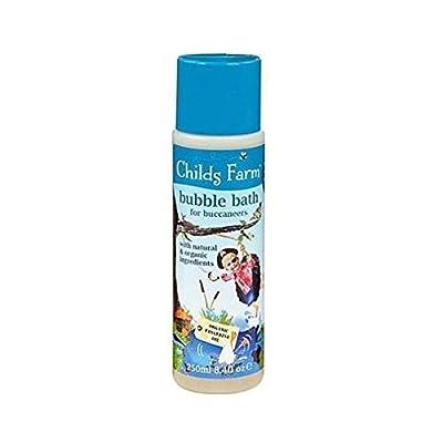 Childs Farm Bubble bath for Buccaneers 250ml by Childs Farm
