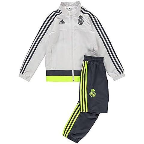 adidas Real PR Suit YC - Chándal para niño