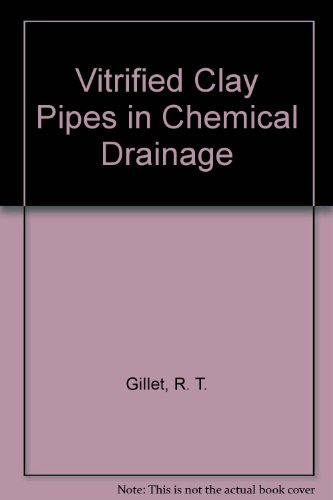 Vitrified Clay Pipes in Chemical Drainage