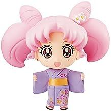 Sailor Moon Petit Chara Pretty Soldier Mini Figure Chibi Usagi Yukata Ver. 10 cm Megahouse figures