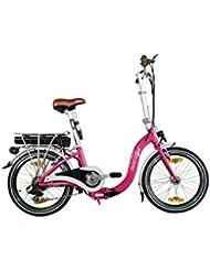 Elektrofaltrad Ranis Foldy 6 Elektrofaltrad - E-Bike - Klapprad