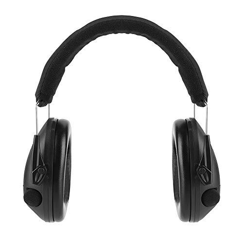 Wolfgo Jagdkopfhörer- Sport Sound Amplification Elektronischer Schieß-Ohrenschützer Geräuschsicherer Jagd-Ohrenschützer