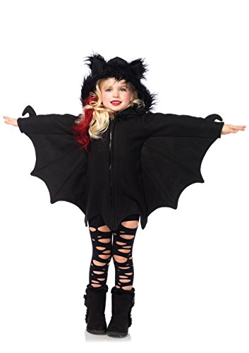 Cozy Bat Kinderkostüme, Größe Medium EUR 128-140 ()