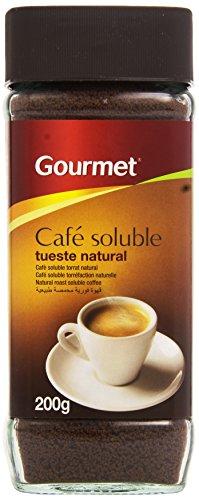 Gourmet Café Soluble Tueste Natural - 200 g