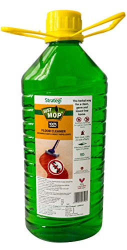 Strategi Herbal Floor Cleaner (Disinfectant And Insect Repellent) - Herbal...