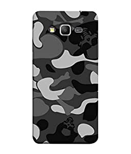 PrintVisa Designer Back Case Cover for Samsung Galaxy Core Prime :: Samsung Galaxy Core Prime G360 :: Samsung Galaxy Core Prime Value Edition G361 :: Samsung Galaxy Win 2 Duos Tv G360Bt :: Samsung Galaxy Core Prime Duos (fancy classy powerful Thrilling grey shade)