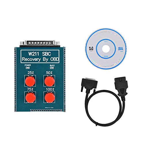 OBD SBC Reset Tool Sbc Repair Tool Herramienta De Diagnóstico Automático,  Herramienta W211 / R230 ABS/SBC para Mercedes para Benz