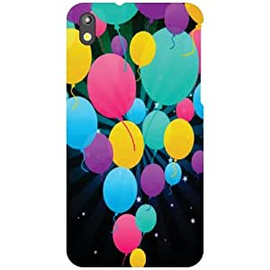 HTC Desire 816G Back Cover - Grabber Designer Cases