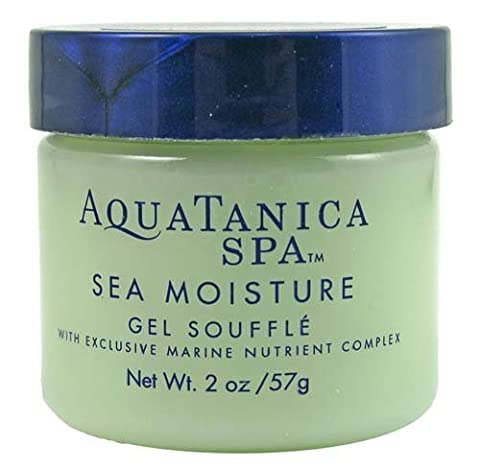Bath & Body Works Aquatanica Sea Moisture Gel Souffle with Exclusive Marine Nutrient Complex 2 oz Travel Size by Aquatanica Spa