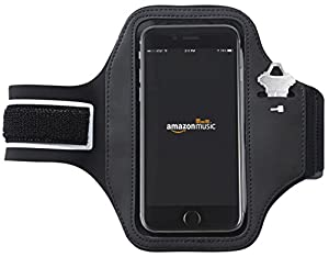 AmazonBasics Armband for iPhone 6 and Samsung Galaxy S6