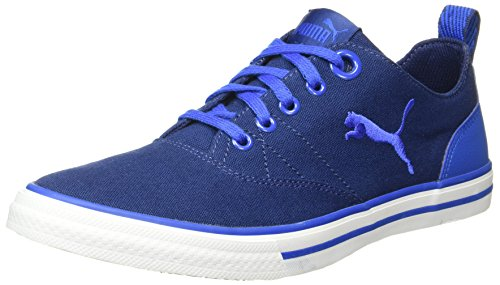 Puma Unisex Slyde Dp Blue Depths-Lapis Blue Sneakers - 4 UK/India (37 EU)