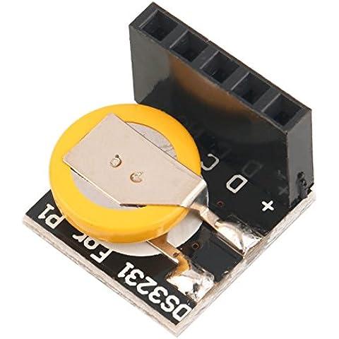 DS3231RTC Clock Module Módulo de memoria de precisión para Arduino Raspberry Pi