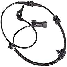 Non-brand Sensor De Velocidad De La Rueda Delantera Izquierda/Derecha ABS 13329258 Para
