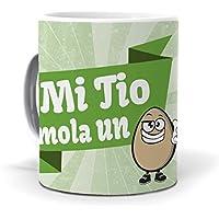 mundohuevo TazaMi tio mola un huevo version