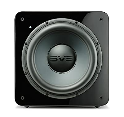 SVS SB2000 Subwoofer Piano Black from SVS