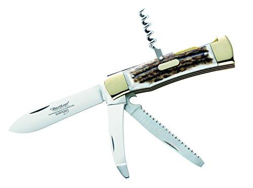 Hartkopf Jagd-Taschenmesser Messer, Braun, One Size