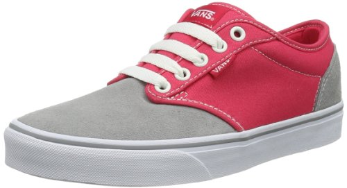 Vans W Atwood, Baskets mode femme Gris (Two Tone)