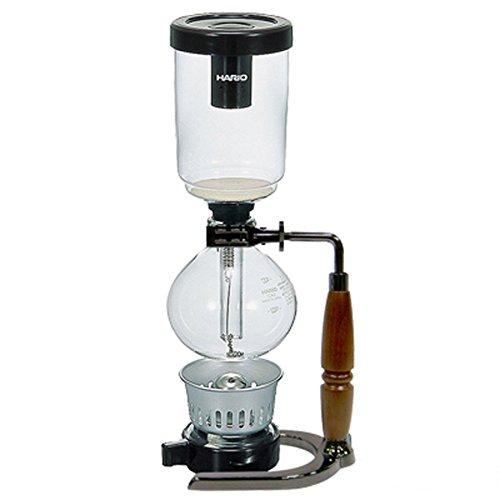 Hario 3-Cup Gunmetal Coffee Syphon