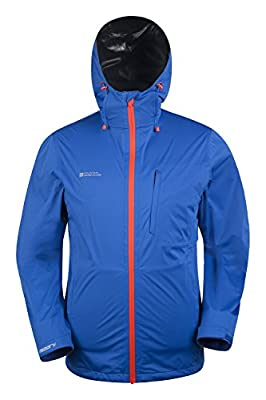 Mountain Warehouse Velocity Wasserdichte Herrenjacke
