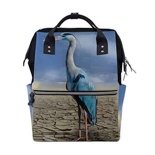College School Bookbag Rucksack Laptop Rucksack Reisetasche für Mädchen Jungen Barren Beak
