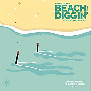 Beach Diggin' Volume 2 - Hand Picked by Mambo & Guts [VINYL]
