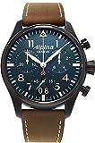 Alpina Geneve Startimer Pilot AL-372N4FBS6 Cronógrafo para hombres Reloj Aeronóautico