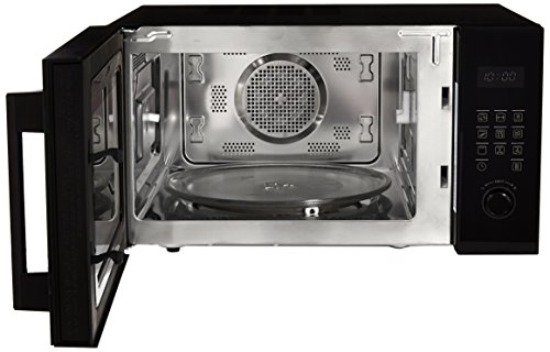 Bosch 32 L Convection Microwave Oven (HMB55C463X, Black) with Borosil Starter Kit