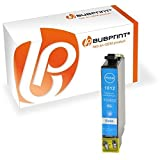 Bubprint Druckerpatrone kompatibel für Epson T1812 18XL für Expression Home XP-100 XP-102 XP-200 XP-205 XP-225 XP-302 XP-30 XP-305 XP-402 XP-405 Cyan