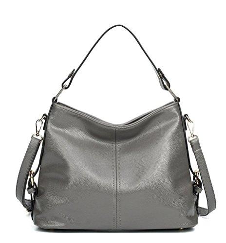 Die neue frühjahr und Sommer 2017 - minimalistische mode - FREIZEIT - Toth gezeiten - Frau handtasche Beutel WEIBLICHE Ballen Hellgrau