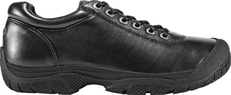 KEEN Utility Scarpe da lavoro uomo PTC Oxford, nere, 7 M US | Online Store  | Maschio/Ragazze Scarpa