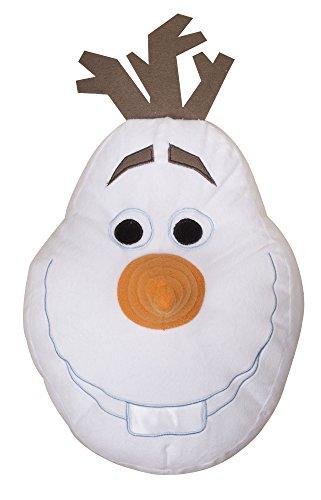 Disney Frozen Olaf Geformte Kissen (Königreich Sports World)