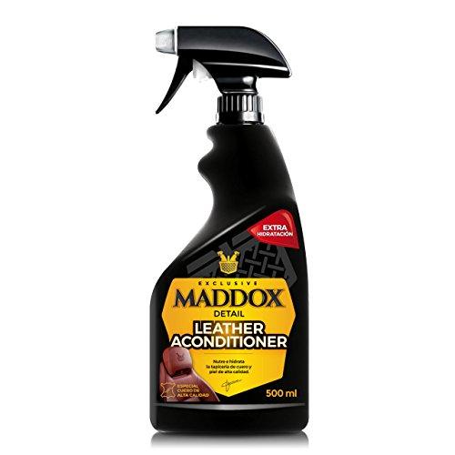 Maddox Detail 30203 Leather Aconditioner - Acondicionador De Cuero Y Piel, 500 ML
