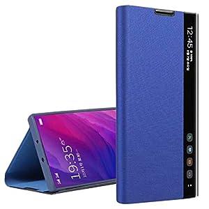 Nadoli für Samsung Galaxy S10 Plus Hülle [Nicht für S10] Handyhülle,Lederhülle Magnetverschluss 10 Kartenfächern…