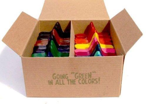 Crazy Crayons Crazy Crayons Eco Stars