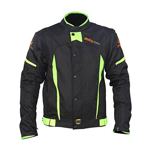 Chaqueta para motociclista de LKN, chaqueta protectora para el cuerpo, ideal para...