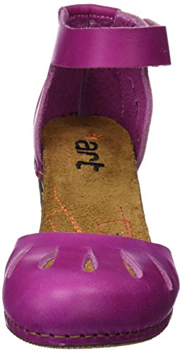 Art 0144 Mojave i Meet, Sandali con Cinturino alla Caviglia Donna Rosa (Magenta)