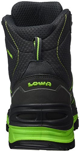 Lowa Herren Ferrox Evo GTX Trekking-& Wanderstiefel Grau (Graphite/limone 9706)