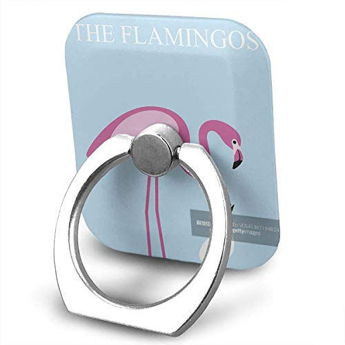 Nicegift Flamingo Feed Its Baby Cell Phone Ring Holder 360 Degree Rotation and 180 ¡ãFlip Finger Ring Stand Holder Kickstand for iPhone,Samsung Galaxy, Smartphones and Tablet