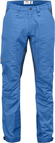 Fjällräven Abisko Pantalon pour homme Lite Trekking Trousers UN Blue