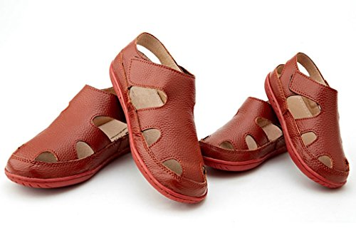 TDA , Mocassins mixte enfant Marron