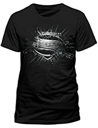 Coole-Fun-T-Shirts T-Shirt Superman - Urban Logo